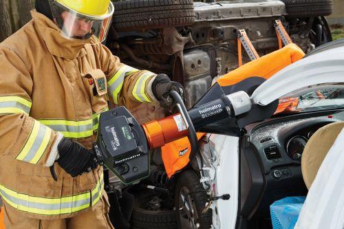 The Future Direction of Rescue Tools?   Holmatro