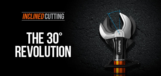 Inclined Cutting - the 30 degree revolution