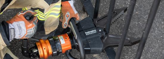New Compact Lightweight Combi Tool from Holmatro