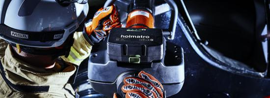 Holmatro presents new range of cordless rescue tools