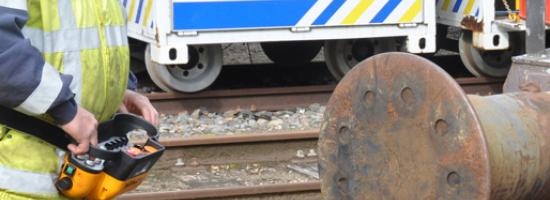 Holmatro sets the new standard for rerailing