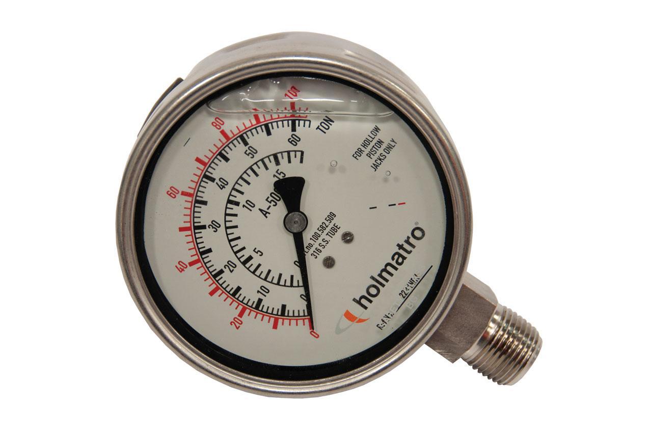 Manometer A 509