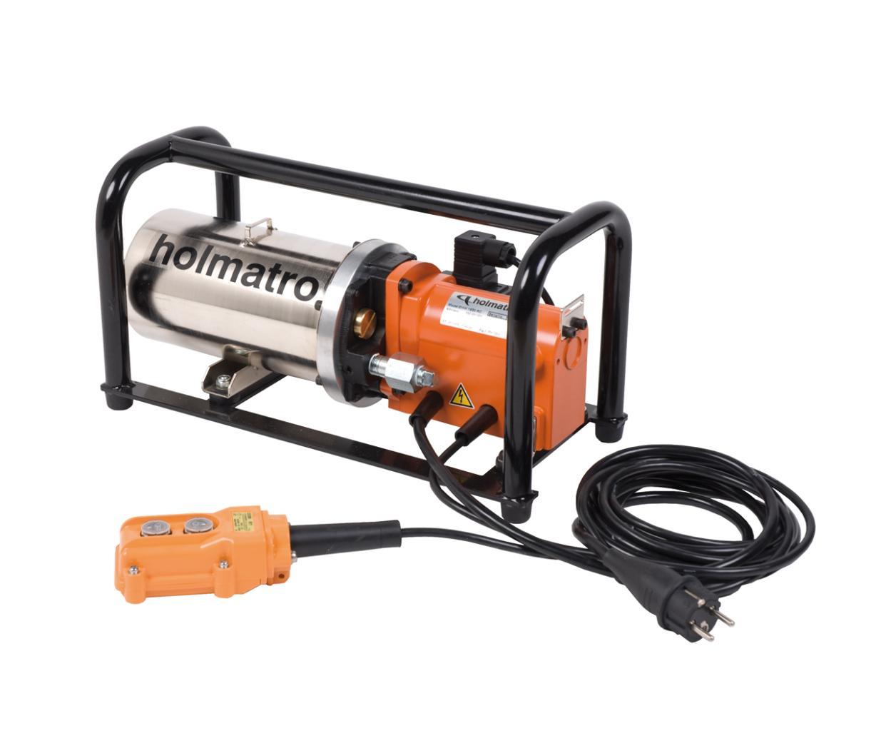 Kompaktowa pompa z napędem elektrycznym EHW 1650 RC