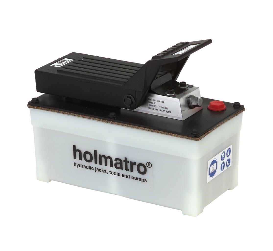 Kompaktowa pompa pneumatyczna AHS 1400 FS