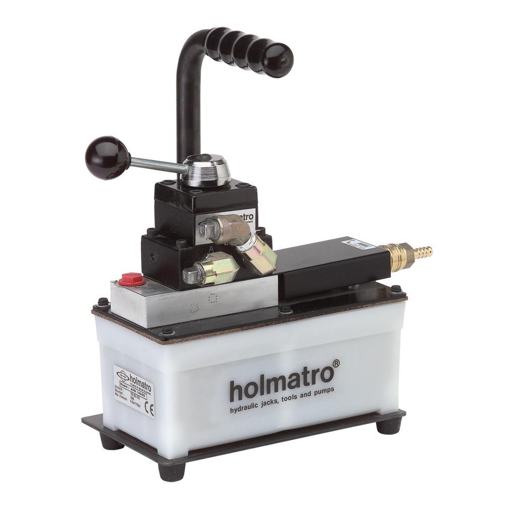 Kompaktowa pompa pneumatyczna AHS 1400 D