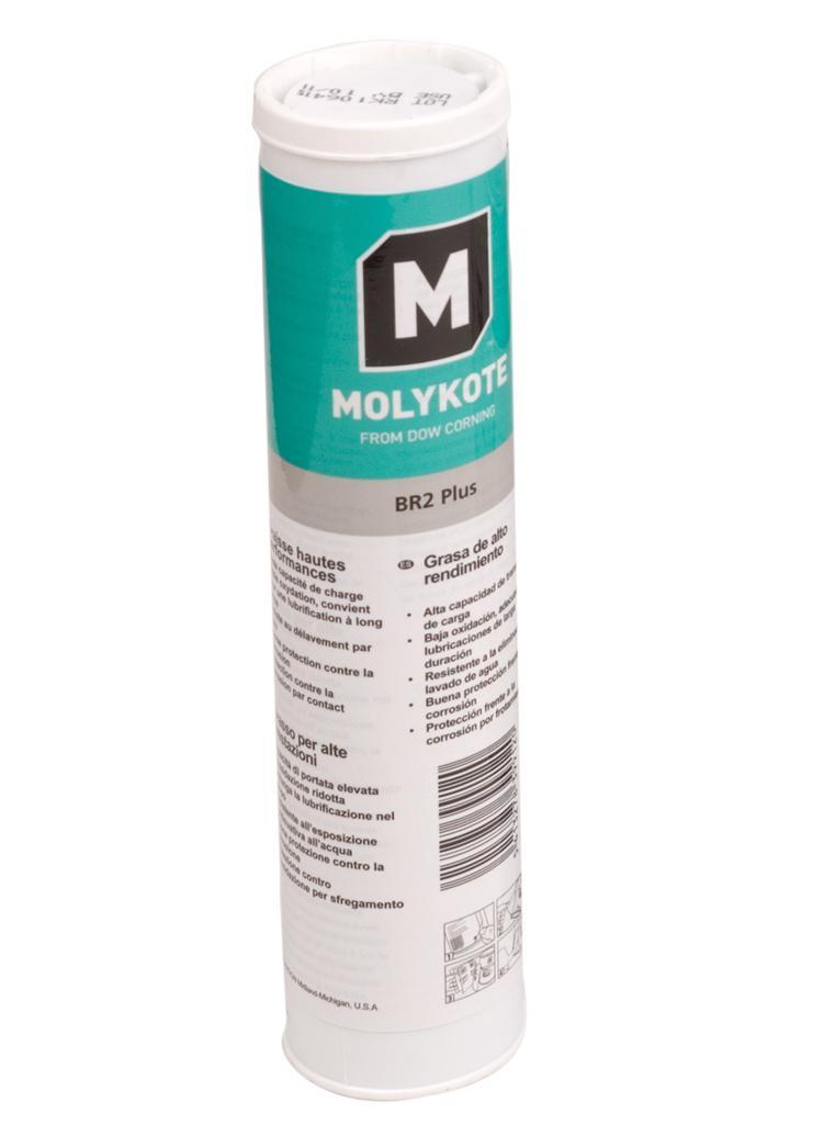 Wysokiej jakości smar Molykote, 400g.