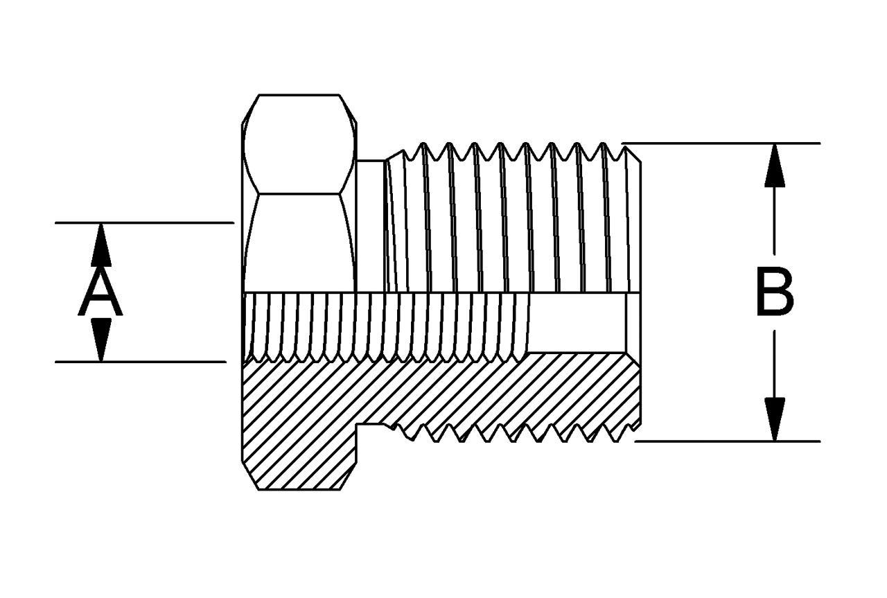 Assembly Materials - 720 bars, Reducing Bushing