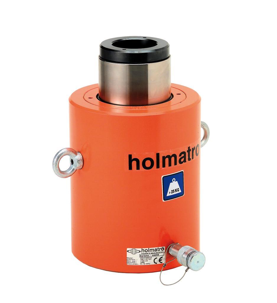 Hohlkolbenzylinder HHJ 110 S 7.5