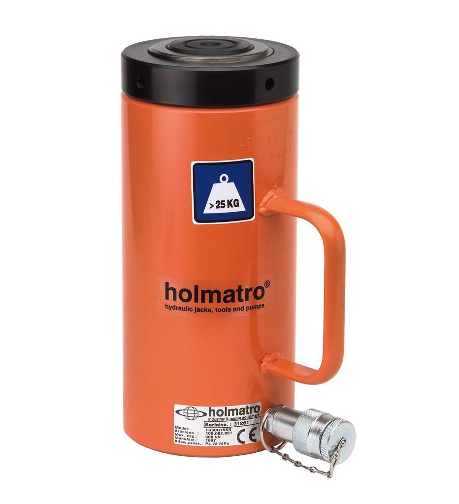 Locknut Cylinder HJ 50 G 15 SN