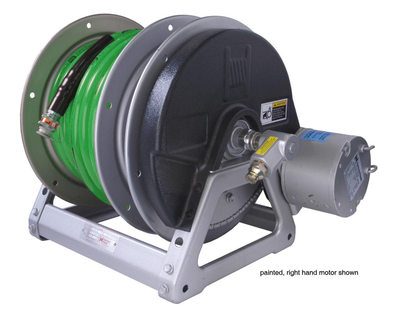 DHR100 C CORE Haspel DHR100C RH grün