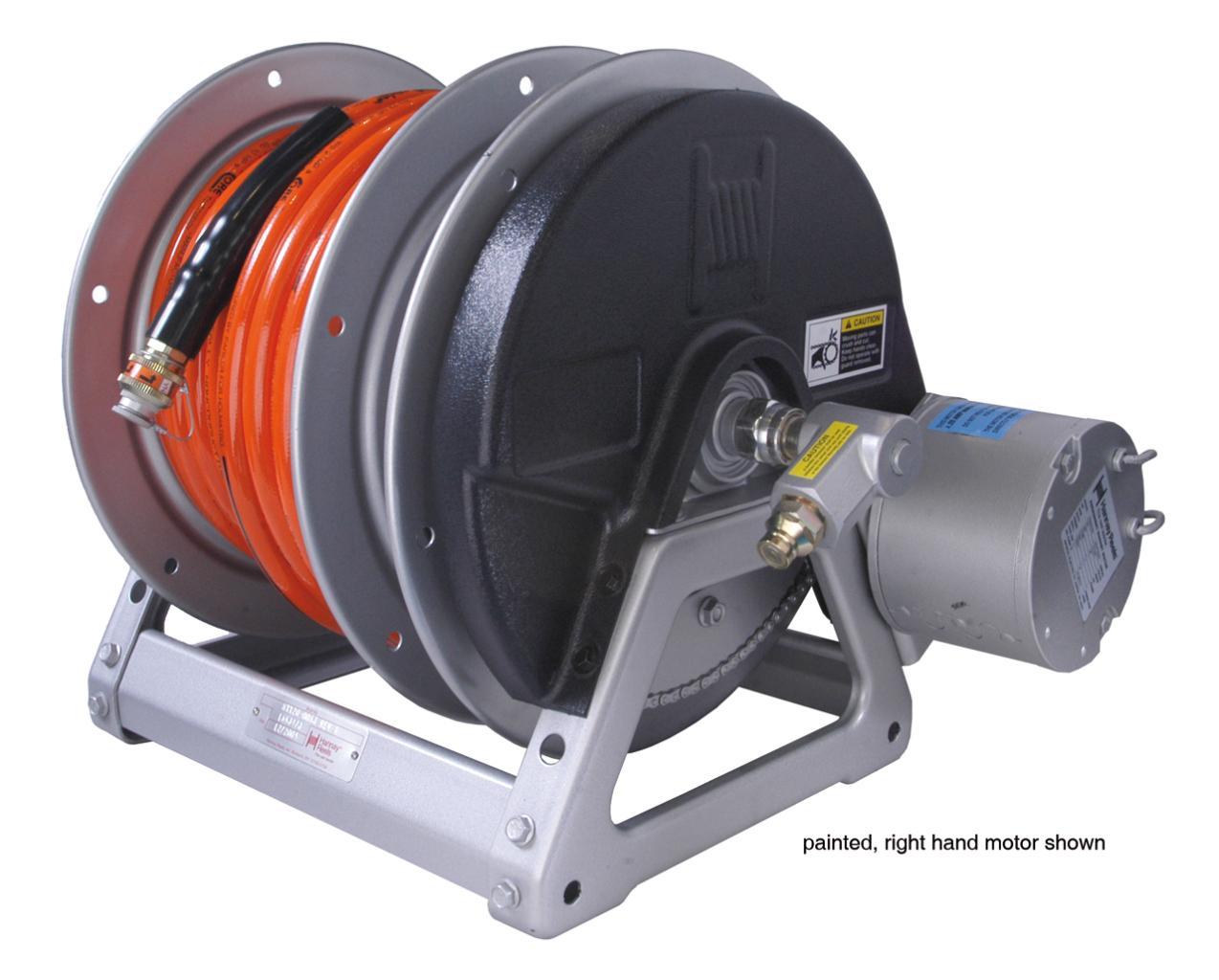 DHR100C CORE Reel LH Orange