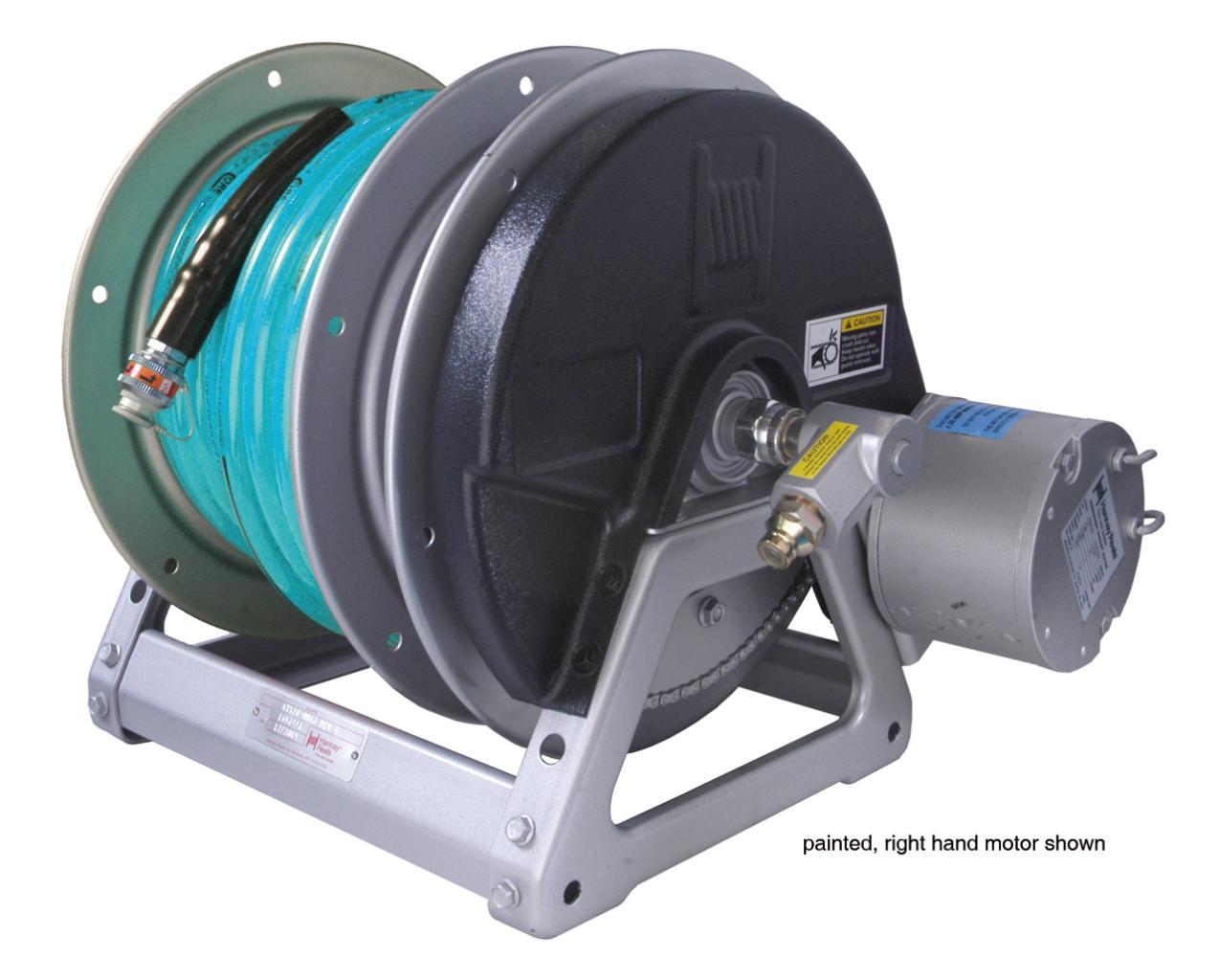 DHR100 C CORE Haspel DHR100C RH blau