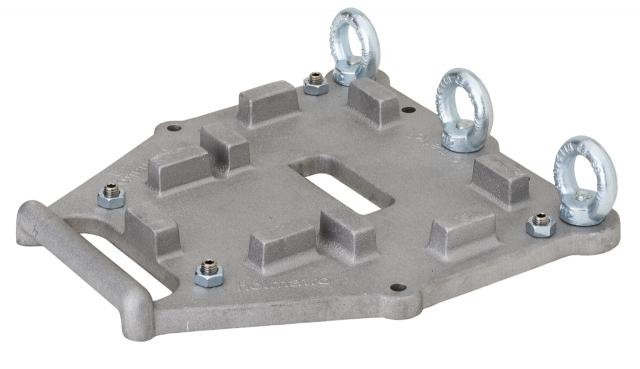 PowerShore Base Support Plate.