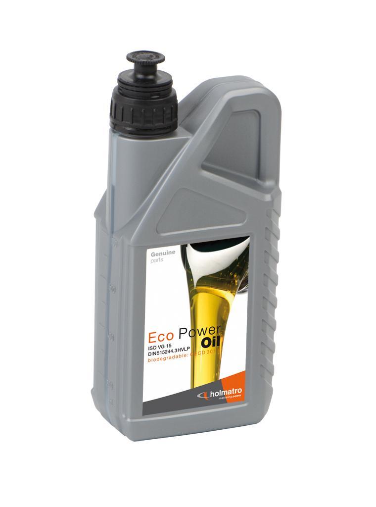 Hydraulic oil ECO Power ISO VG 15 - 1L