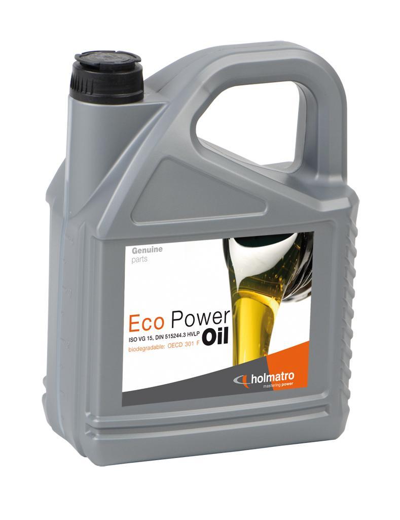 Hydraulic oil ECO Power ISO VG 15 - 5L