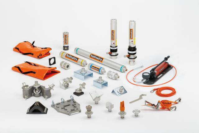 Advanced Hydraulic Shoring Set PSH 2