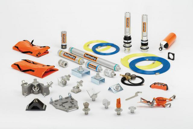 Advanced Pneumatic Shoring Set PSP 2