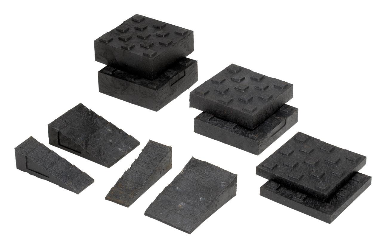 Chocks & Blocks Set B