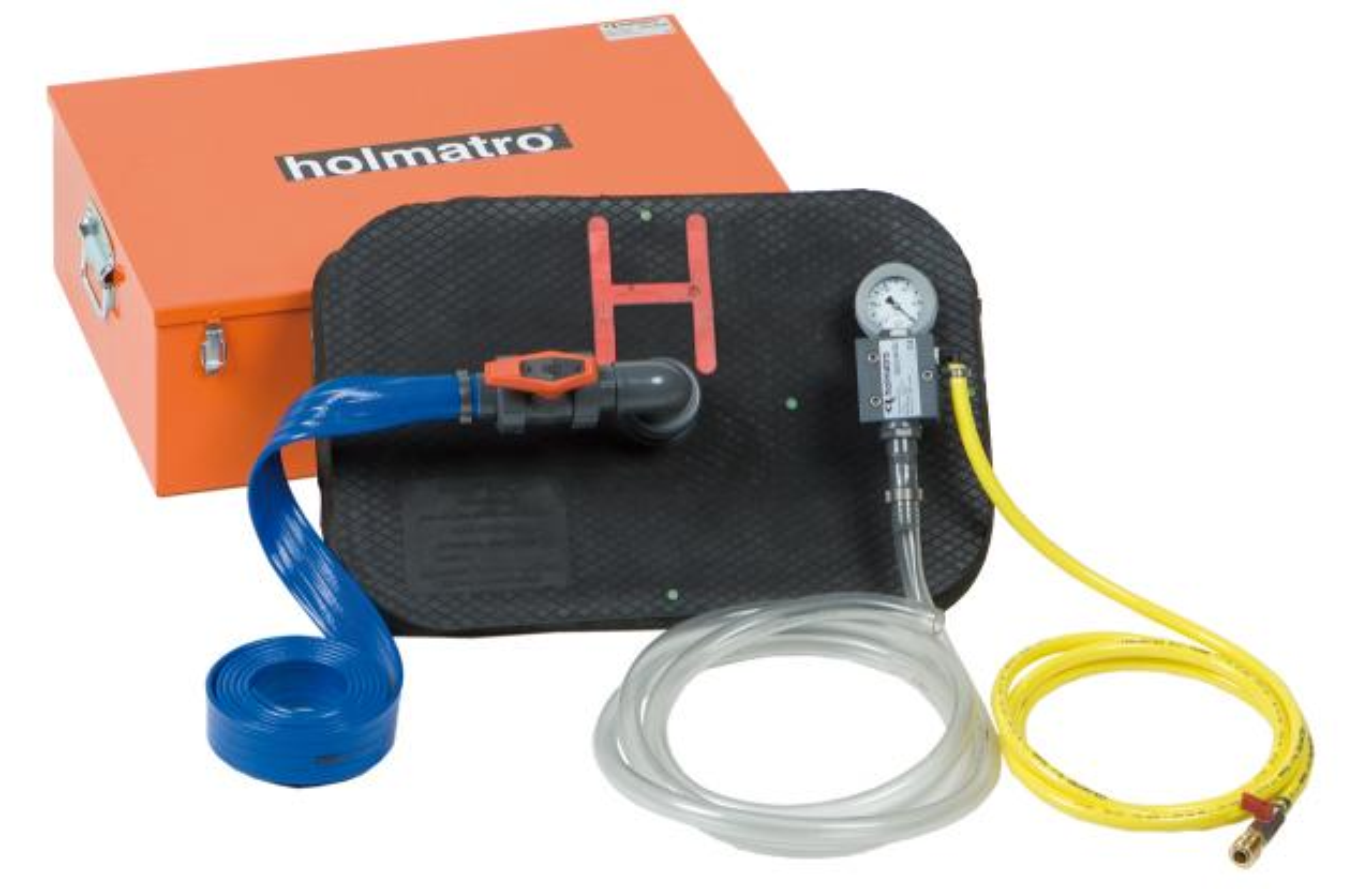 Leak Sealing System HVSP 250 U