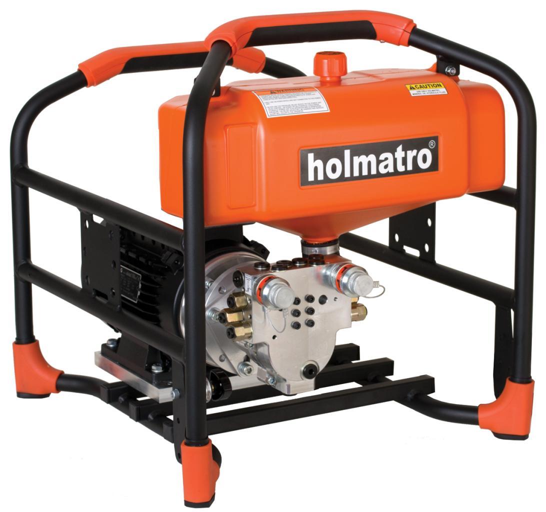 Electric Duo Pump SR 40 HC 2 R