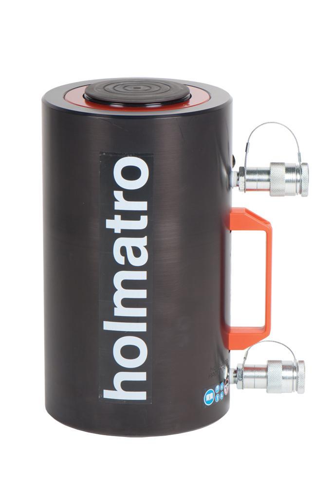 Aluminium Cylinder HAC 100 H 10