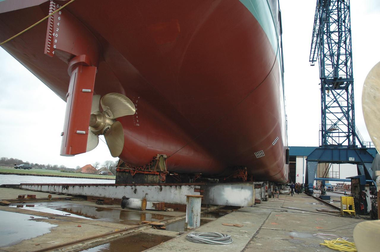 Ship Launching Set
