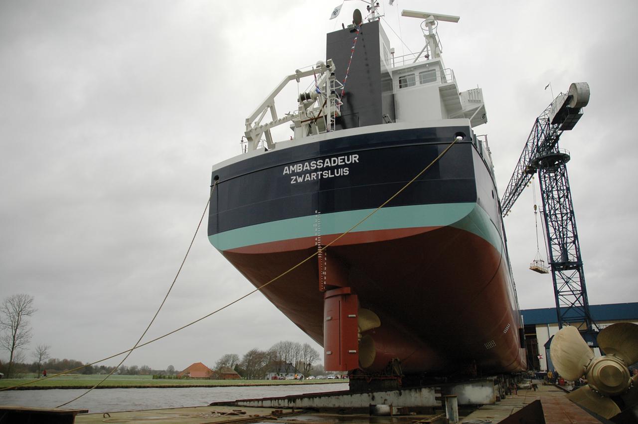 Ship Launching Set - Part 1