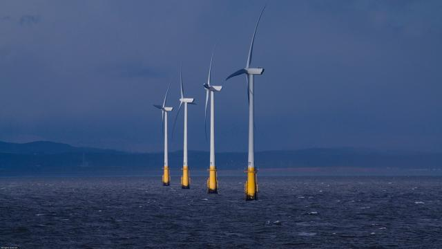 Offshore Wind Levelling Cylinders