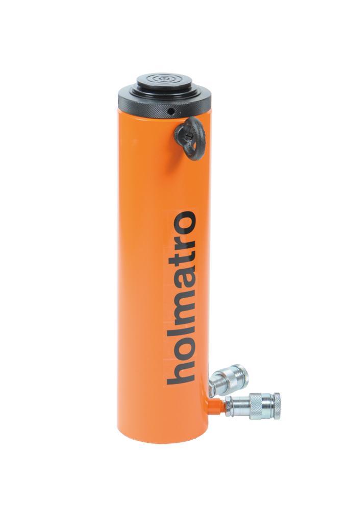 Locknut Cylinder HLC 50 H 15