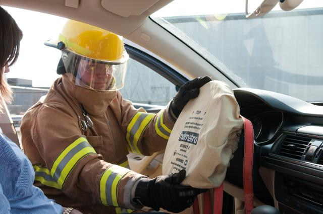 Airbag Safety Cover Secunet III