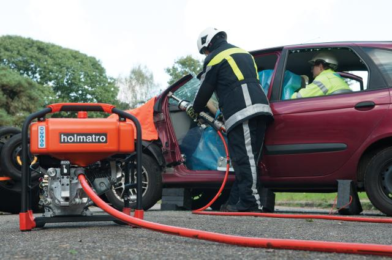 Gas/Petrol Duo Pump SR 40 PC 2 E
