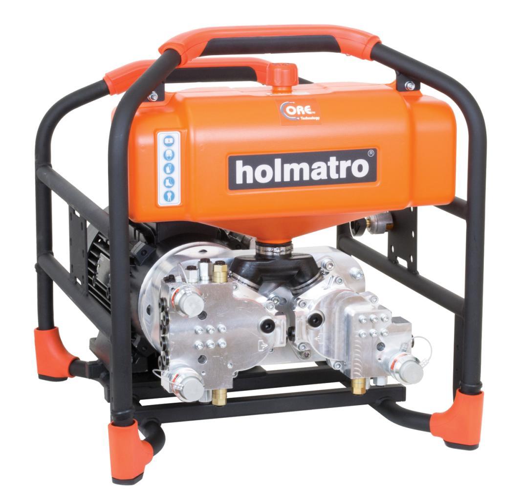 Electric Trio Pump SR 40 HC 3 R