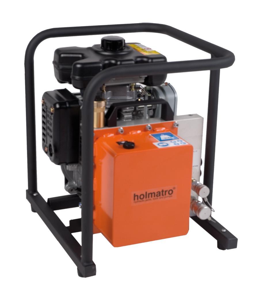 Mobile Pump IPU-M 2035 PRU