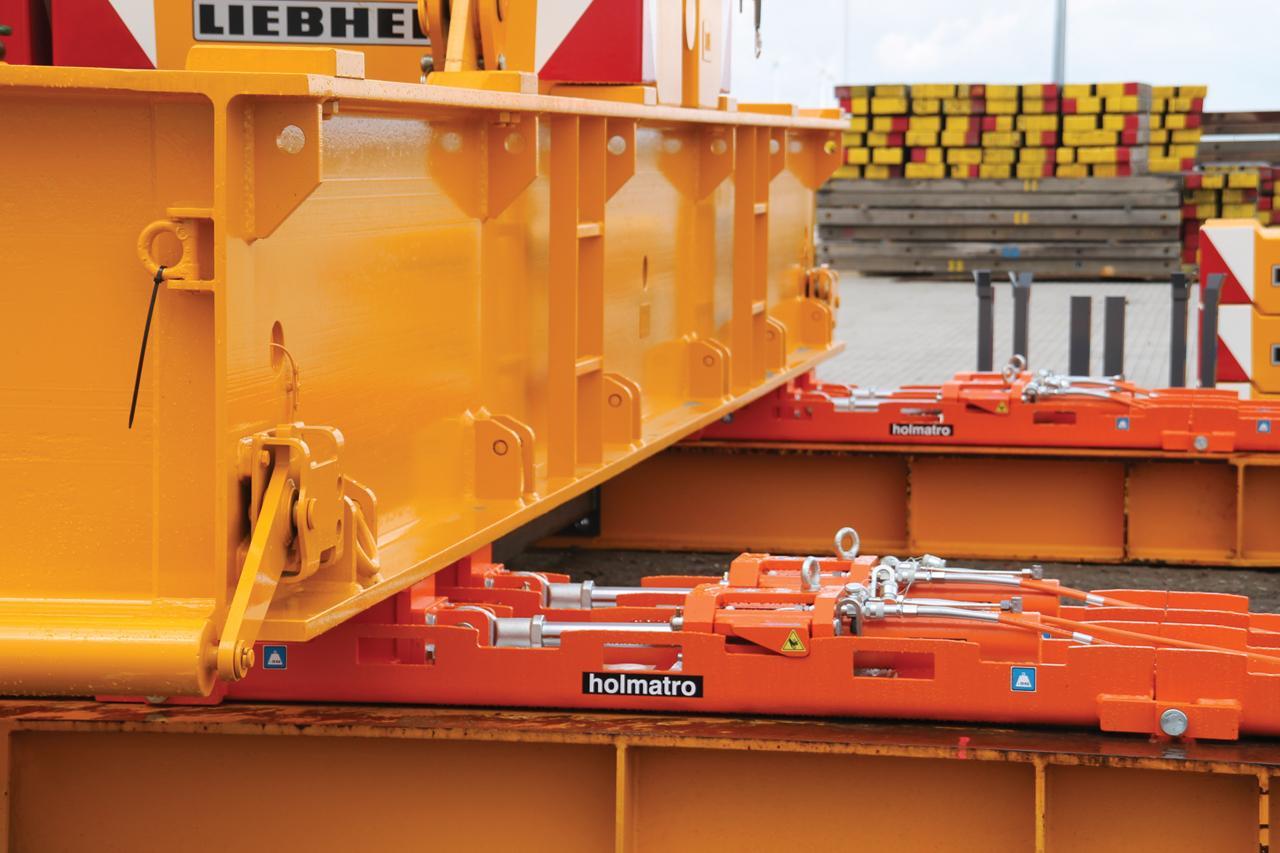 Skidding System Push / Pull Unit