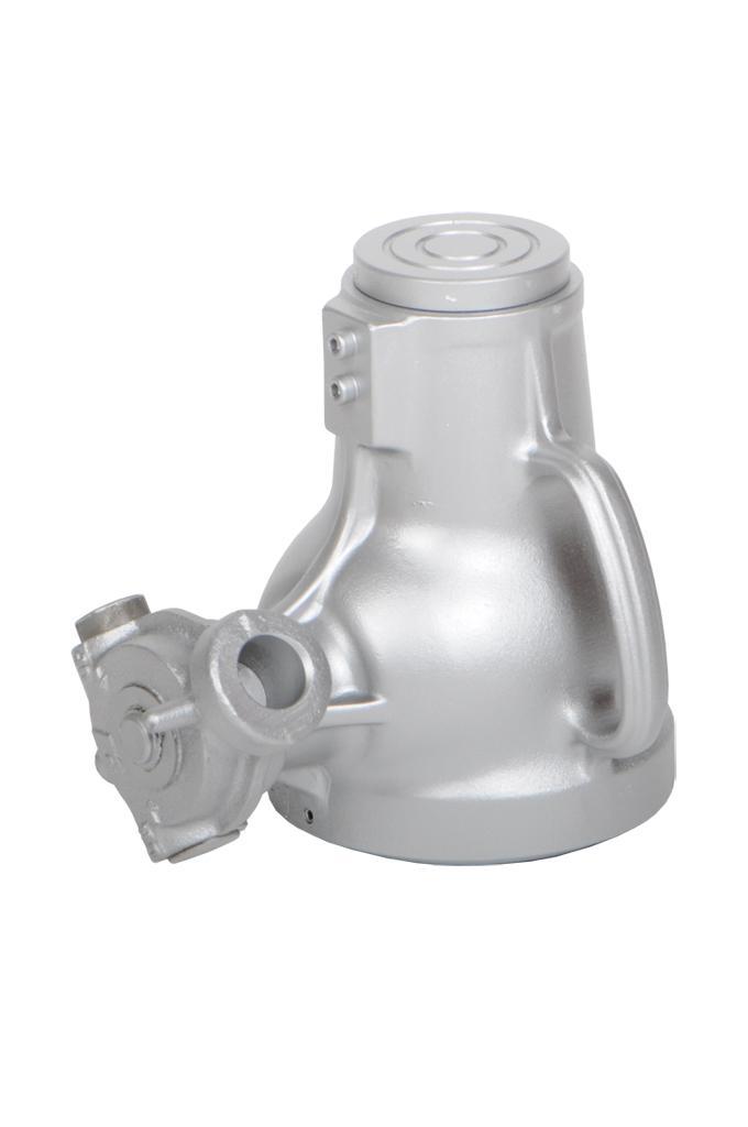 Aluminium Mechanische Zylinder AJ 1008