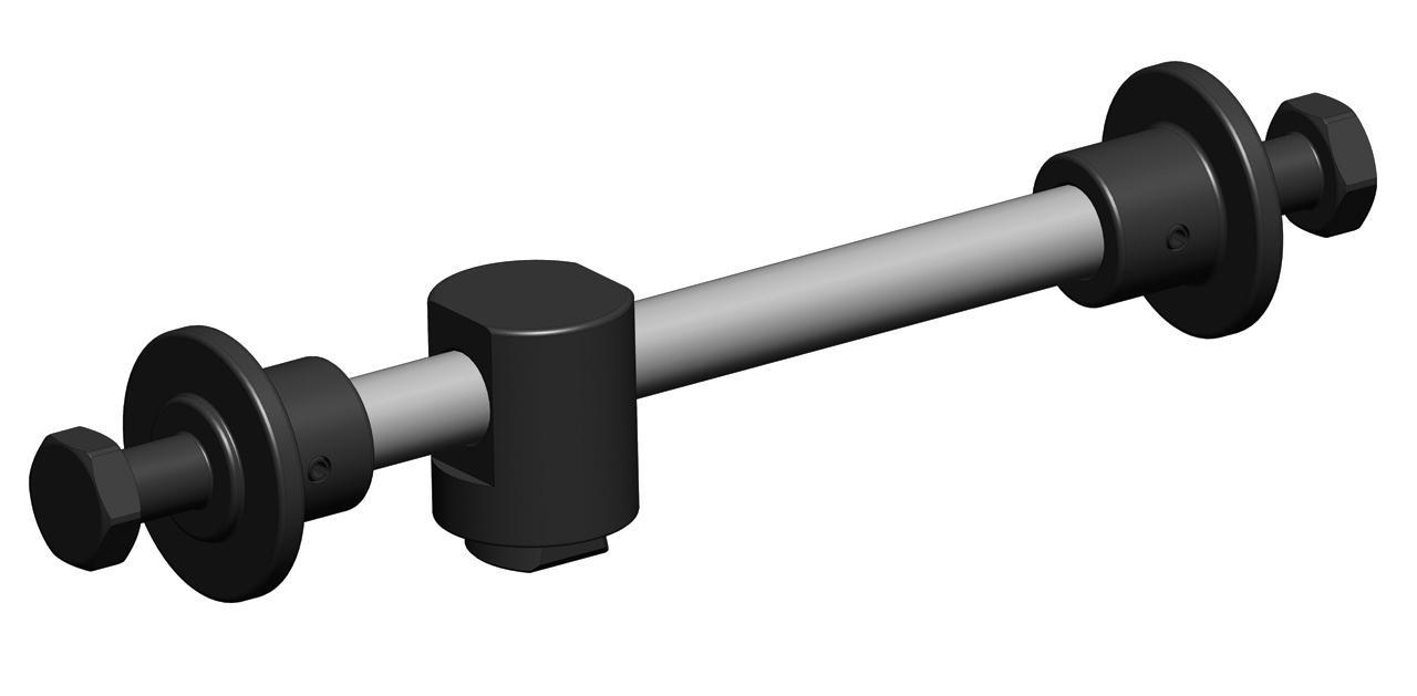 Locking Device Rerailing LDR 30 B