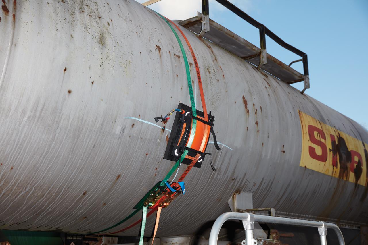 Tank Sealing System HLS 12 with Lifting Bag HLB 16