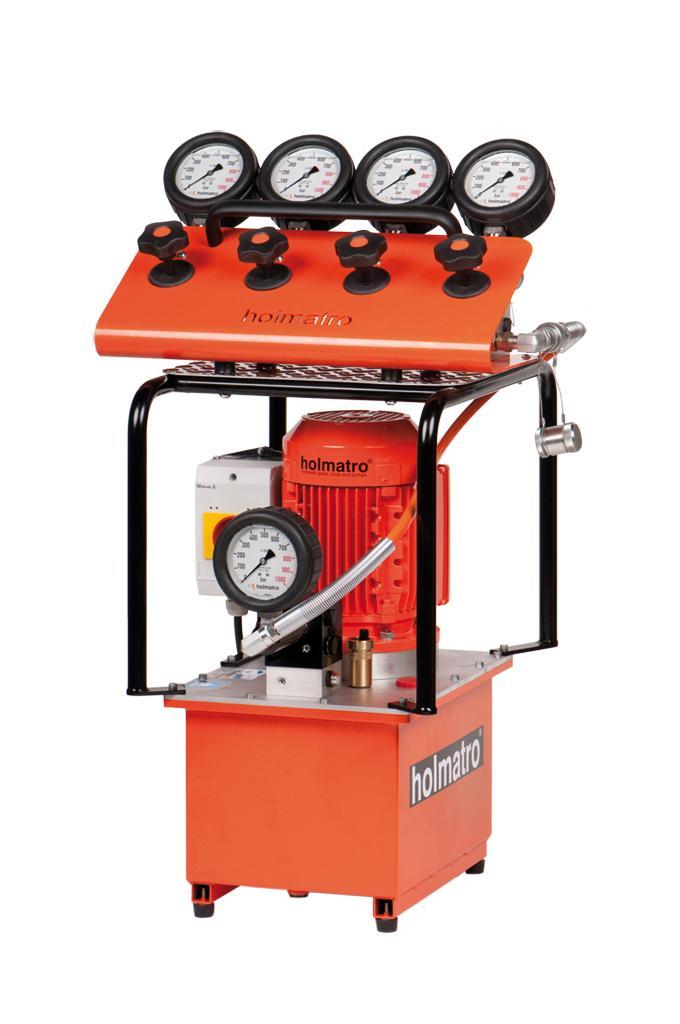 Vari Pump 12 W 25 D + HMD 4 C