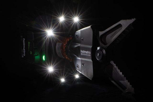 LED Lights on Combi Tool GCT 5114 EVO 3 (excl. battery)