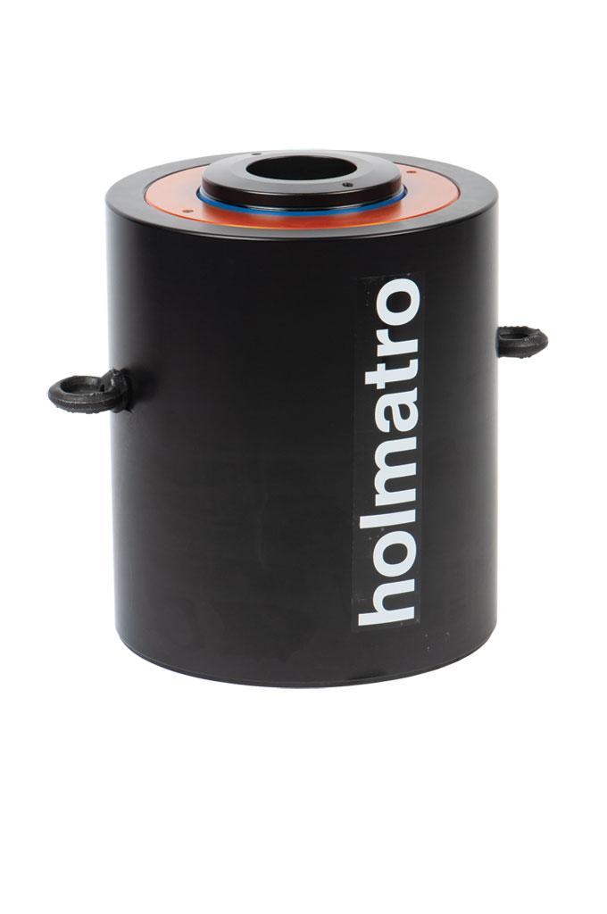 Aluminium Hohlkolbenzylinder HAHC150H10