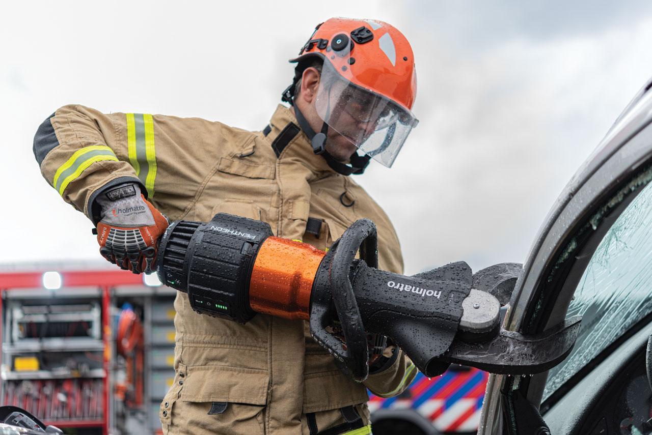 PCU50 shot for Technical Rescue