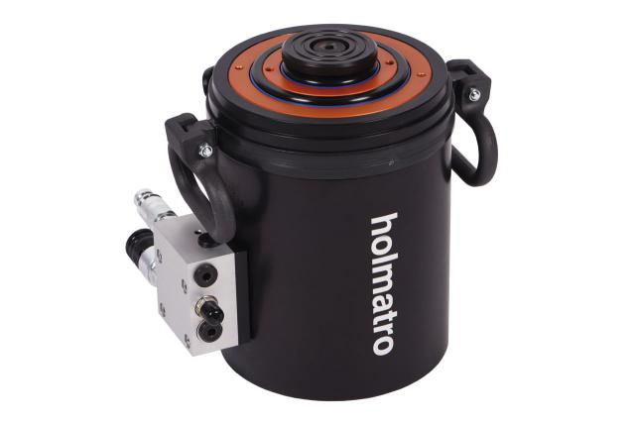 Telescopic Cylinder HATC 80/28 H 20