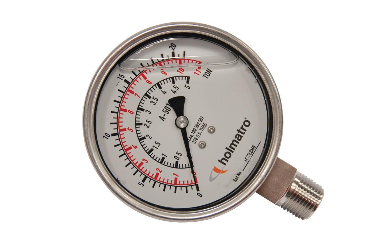 Manometer A 501