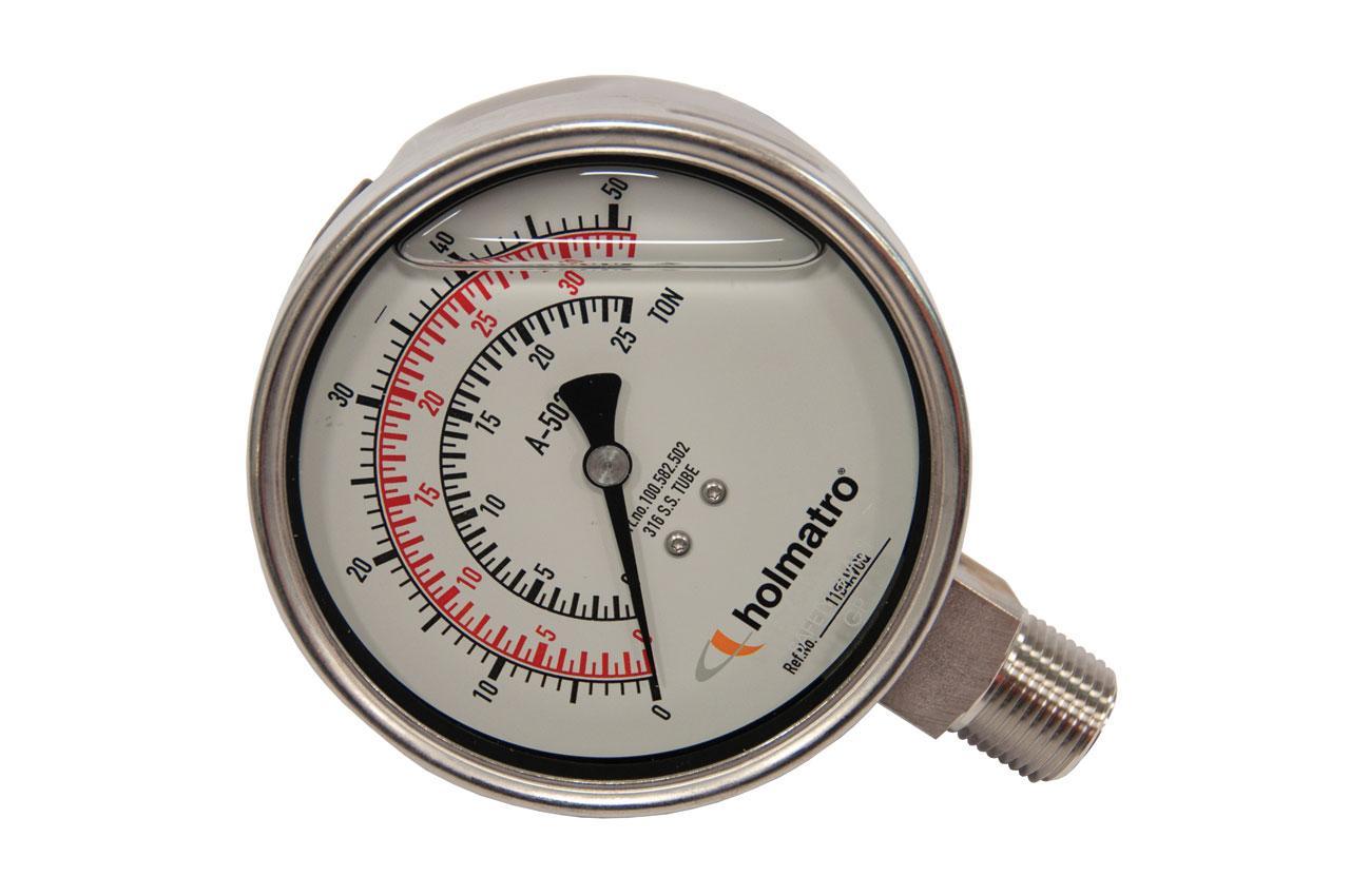 Manometer A 502