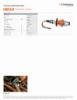 ICU05A10 , Spec Sheet, Letter US Standard