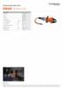 ICU05A30 , Spec Sheet, A4 Metric