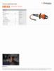 ICU05A30 , Spec Sheet, Letter US Standard