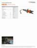 ICU05A60 , Spec Sheet, Letter US Standard