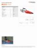 HWJ 25 U, Spec Sheet, Letter US Standard