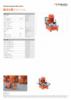06 S 6 SD, Spec Sheet, A4 Metric